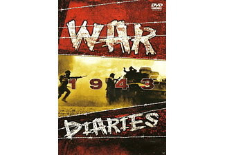 War Diaries Wwii - 1943 [DVD]