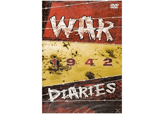 War Diaries Wwii - 1942 - (DVD)