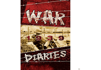 War Diaries Wwii - 1939 [DVD]