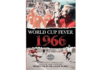 World Cup Fever - 1996 With Sir Geo [DVD]