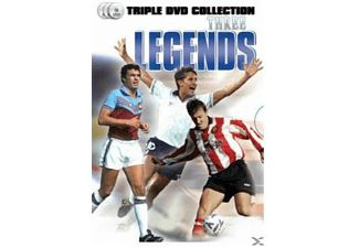 Football Legends - (DVD)