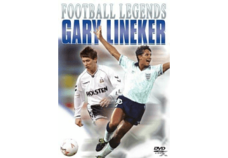 Football Legends - Gary Lineker, Si [DVD]