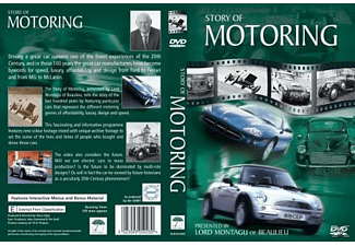 Story Of Motoring - (DVD)