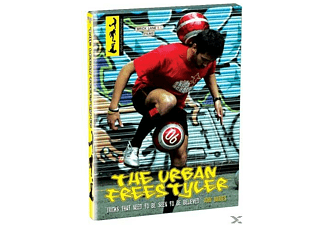 The Urban Freestyler [DVD]
