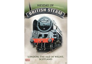 Heyday Of British Steam - London, I - (DVD)