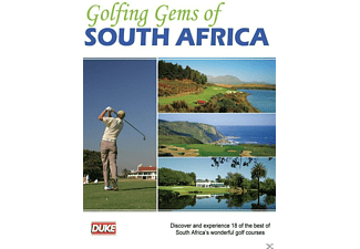 Golfing Gems Of South Africa - (DVD)