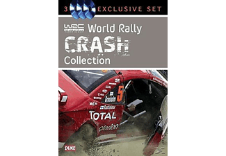 Wrc Crash Collection - (DVD)