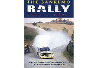 San Remo Rally 1985-91 - (DVD)
