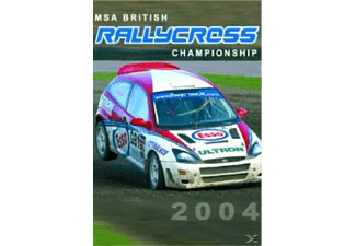 British Rallycross Review 2004 - (DVD)