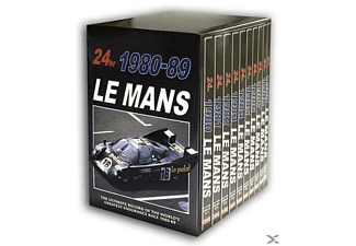 Le Mans Collection 1980-1989 - (DVD)