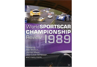 World Sportscar 1989 Review [DVD]
