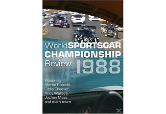 World Sportscar 1988 Review - (DVD)
