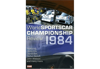 World Sportscar 1984 Review [DVD]