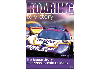 Roaring To Victory - Jaguar Story 1 [DVD]
