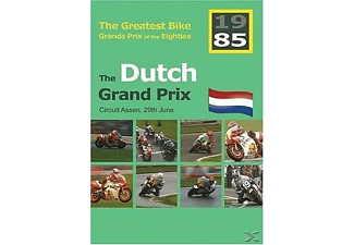 Great Bike Gp Of The 80's - Dutch 1 - (DVD)