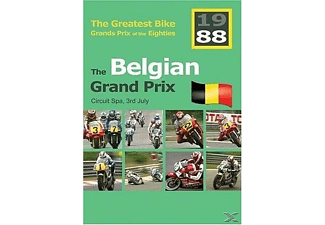 Great Bike Gp Of The 80's - Belgium [DVD]