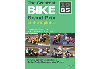 Great Bike Gp Of The 80's - Belgium - (DVD)