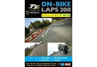 Tt 2011 On-Bike Laps Vol. 2 [DVD]