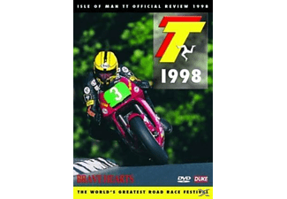 Tt 1998 Review - Brave Hearts - (DVD)