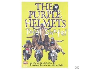 Purple Helmets-Total Sh-Te [DVD]