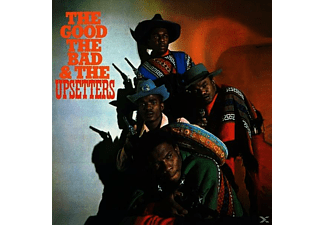 The Upsetters - The Good, The Bad & The Upsetters [CD]