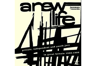 VARIOUS - A New Life (2lp/Gatefold) - (Vinyl)