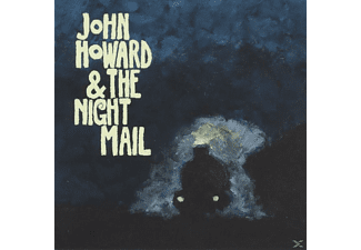 John -& The Night Mail- Howard - John Howard & The Night Mail - (LP + Bonus-CD)