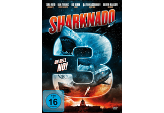 Sharknado 3 - Oh Hell No! - (DVD)