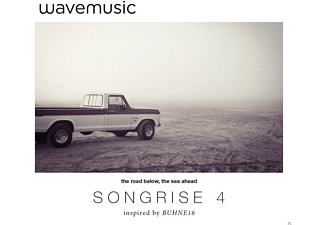 VARIOUS - Songrise 4-Inspired By Buhne - (CD)
