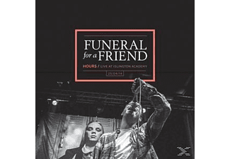 Funeral For A Friend - Hours-Live At Islington Academy ( [CD + DVD Video]