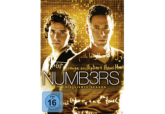 Numb3rs – Season 4 - (DVD)