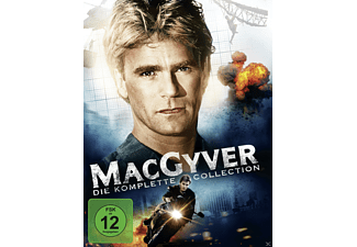 MacGyver – Die komplette Collection - (DVD)
