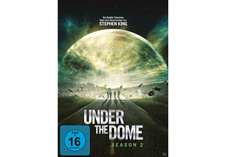 Under The Dome – Staffel 2 [DVD]