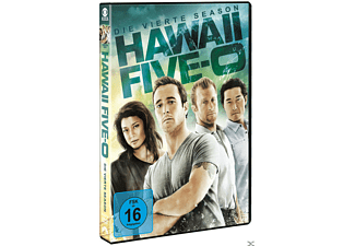 Hawaii Five-O – Staffel 4 - (DVD)