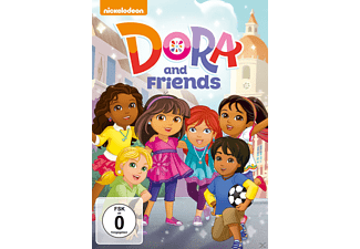 Dora: Dora and Friends - (DVD)
