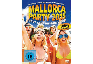 Mallorca Party 2015 - (DVD)