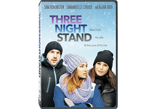 Three Night Stand - (DVD)