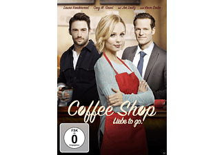 Coffee Shop - Liebe to go [DVD]