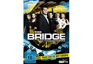 The Bridge - (DVD)