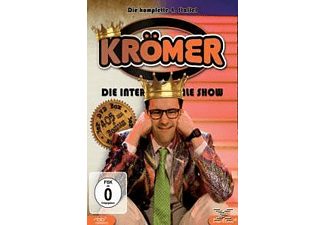 Kurt Krömer - Die Internationale Show: 4. Staffel - (DVD)
