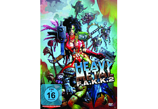 Heavy Metal F.A.K.K.2 - (DVD)