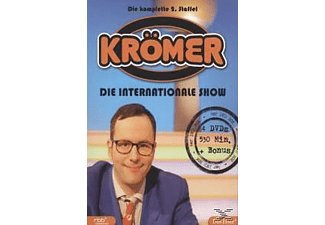 Kurt Krömer - Die internationale Show - Staffel 2 [DVD]
