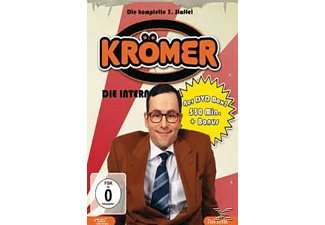 Kurt Krömer - Die internationale Show - Staffel 3 - (DVD)