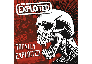 The Exploited - Totally Exploited - (Vinyl)