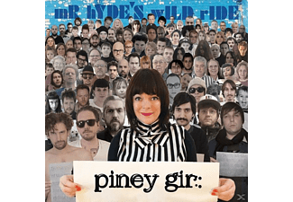 Piney Gir - MR Hyde's Wild Ride - (CD)