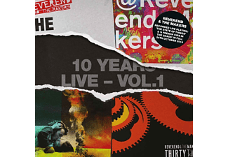 Reverend And The Makers - 10 Years Live-Vol.1 - (CD)