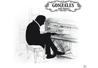 Chilly Gonzales - Solo Piano Ii - (LP + Bonus-CD)