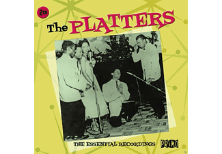 The Platters - Essential Recordings - (CD)