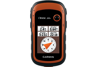 Garmin Etrex 20\Outdoor Handheld GPS\2.2i Color display\Durable\Waterproof (010-01508-05)
