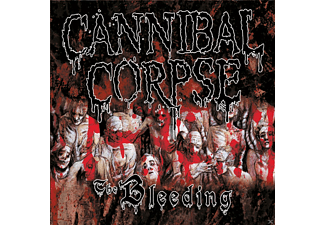 Cannibal Corpse - THE BLEEDING (BONUS/ENHANCED) [CD]